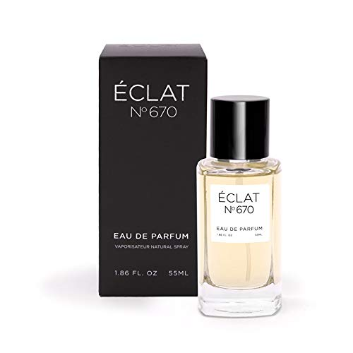 ÉCLAT 670 - Zimt, Leder, Amber - Herren Eau de Parfum 55 ml Spray EDP