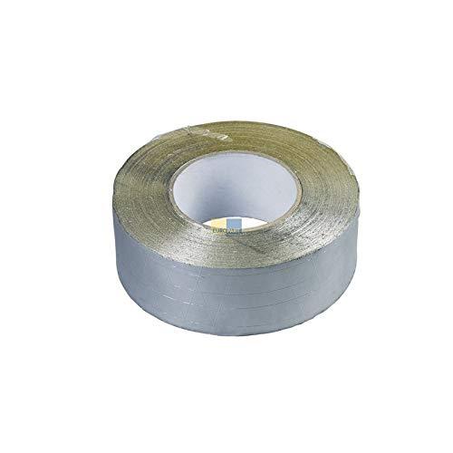 LUTH Premium professionele onderdelen universele aluminium tape voor afvoerslang 50m bijvoorbeeld afzuigkappen