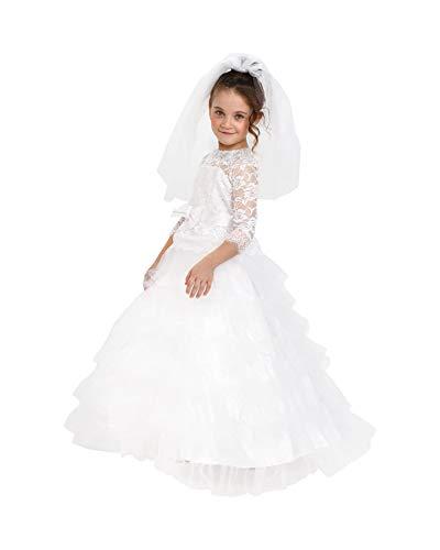 Viste a América niñas soñadoras novia Poco boda traje de novia chica...
