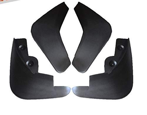 Coche contra salpicadura Guardabarros Flaps de barro trasero delantero para Mazda 3 Hatchback 2009 2010 2011 2012 2012 Guardias de salpicaduras para guardabarras de fender Mudflaps rayones, mellas, ab