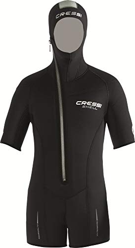 Cressi Shell Jacket Multi Thickness Lady...
