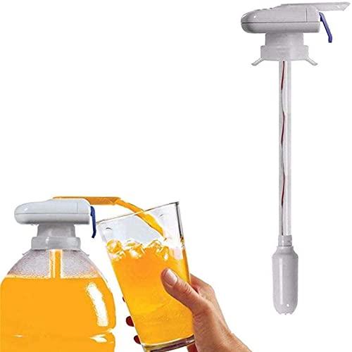 HUANGDAN Dispensador automático de Bebidas Cerveza portátil a Prueba de derrames Dispensador de Bebidas Cabezal de Grifo de Bebida para Agua Leche Jugo Cerveza Fiesta Hogar Cocina Accesorios