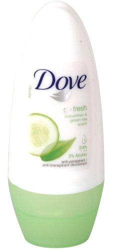 DOVE antitranspirante Go Fresh Pepino