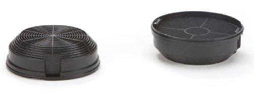 DREHFLEX - Kohlefilter/Aktivkohlefilter - passt für AEG-Electrolux - Elica - 9029800571 MCFE12 / Mod.47 Mod47 / F00478 / F00479