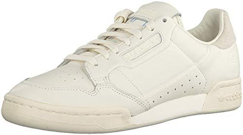 Adidas Originals Continental 80, Zapatillas para Correr Hombre, Off White/Off White/Off White, 42 2/3 EU ✅
