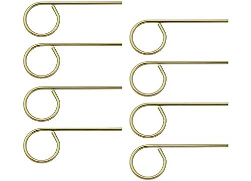 Emergency Keys for Interior Door Locksets - Interior Door Key Pin for Bedroom and Bathroom Doors...