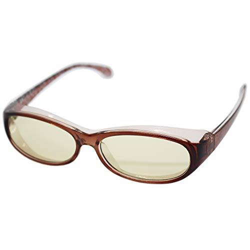 (エイトトウキョウ)eight tokyo サングラス メンズ レディース ブルーライトカットメガネ ライトカラー 花粉 ウイルス ブロック 対策 メガネ スポーツ 運転用 UVカット ブルーライトカット 近赤外線カット 高性能レンズ [ 鯖江メーカー企画