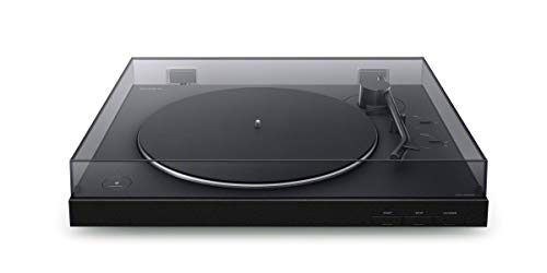 Sony PS-LX310BT Bluetooth Turntable with built-in Phono Pre-Amp, 2 speeds...