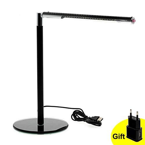 Led Schreibtischlampe, Einstellbare Lesebuch Licht Für Schüler, Einfache Metallhalterung Tischlampe Augen Pflege Für Studie Schlafzimmer Kinder Weihnachtsgeschenk