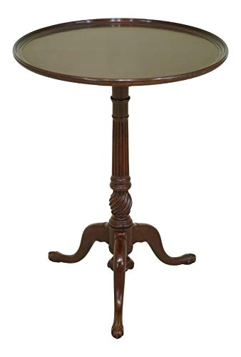 HENKEL HARRIS Historic Salem Model 5611 Mahogany Occasional Table ~ New