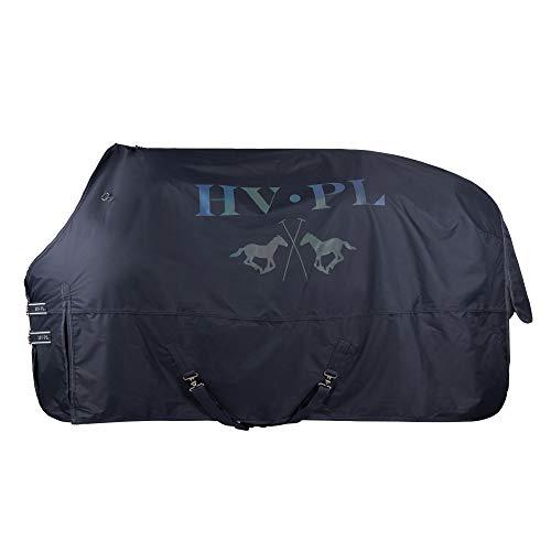 HV Polo Outdoordecke Regendecke mit Fleece Größe/Farbe 155cm / schwarz