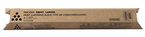 Ricoh MP C5000 Black Toner 23000 Yield - Genuine Orginal OEM toner