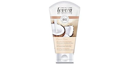 LAVERA Gel douche et bain Body SPA Vanille & Coco Bio - 150ml