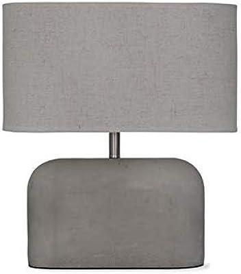 Garden Trading Millbank Slab Table Lamp - Polymer Concrete