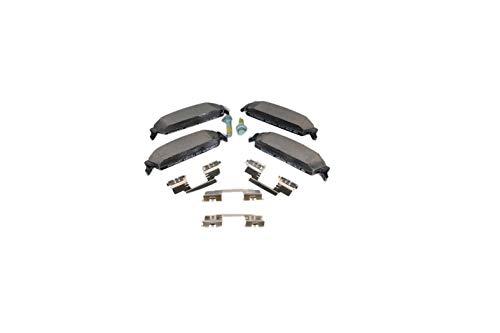 ACDelco's 171-0999 Original Rear Disc Brake Pad Set For GM