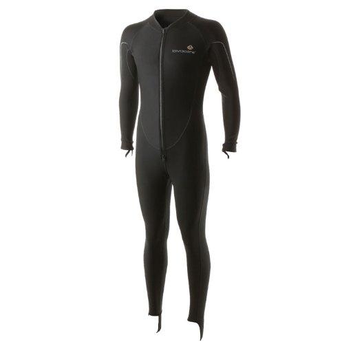 Lavacore - Frontzip Full Suit Man, Color Black, Talla ML