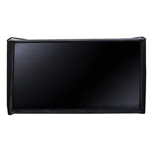 Dorca Transparent Dust Care Television Cover for Samsung 109 cm (43 inches) 4K Ultra HD Smart LED TV UA43TU8000KBXL 2020 Model
