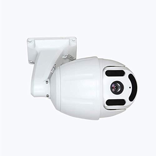 Bewakingscamera's Outdoor-bewakingscamera wireless waterdicht, WiFi infrarood AHDCVITVI Vier-in-one HD koppeling bewakingscamera (kleur: wit), wit