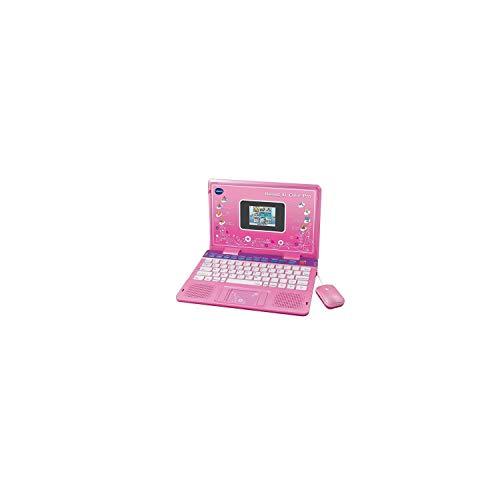Vtech - 133865 - Ordinateur Pour Enfants - Genius Xl Color Pro Bilingue - Rose - Version FR