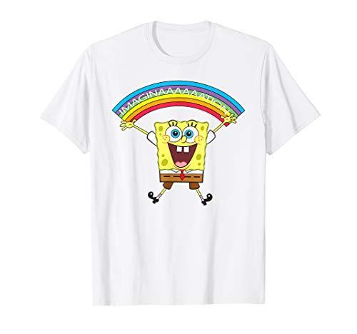 Spongebob Squarepants Imaginaaation T-Shirt