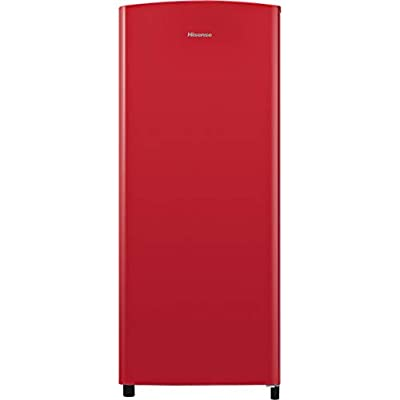 Hisense RR220D4AR21 Freestanding Refrigerator -Red