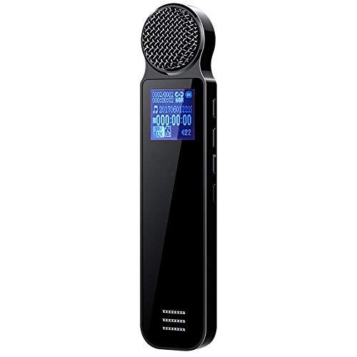 Grabadora De Voz Espia Voz Digital con Altavoz Reproductor de MP3 Mini...