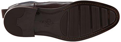 Cole Haan Men's Lenox Hill Chelsea Boot,Chestnut Water Proof,12 M US