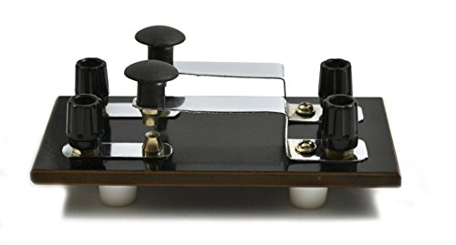 Eisco Labs Contact Key, Telegraphing/Morse Code, Double
