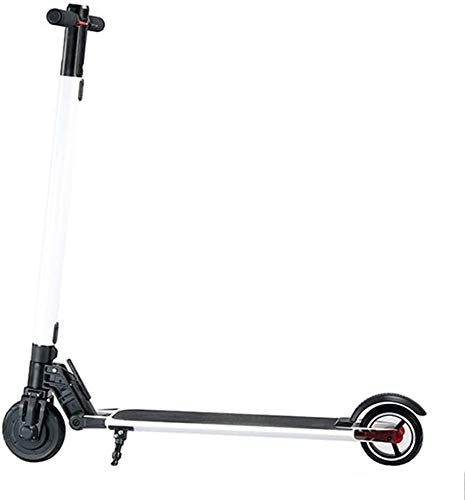 Review Of Rindasr Foldable Adult Electric Scooter,24V/250W,Solid Tires, Two-Speed Transmission, Dual-Brake System, LCD Display, Suitable for Adults, Students and Children Electric Bicycle