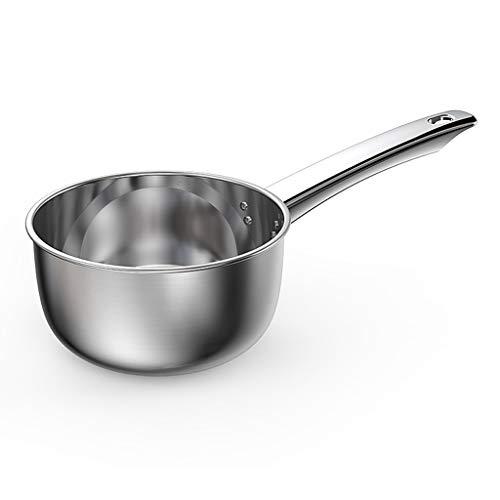 Hong Yi Fei-shop Serving Ladle Spoon 1.8L de Gran Capacidad de Mango Largo Cucharada de Agua, de Acero Inoxidable Cuchara, Cocina, Comedor, Cocina Cafe Cucharón Cuchara Sopera (tamaño : 1.8L)
