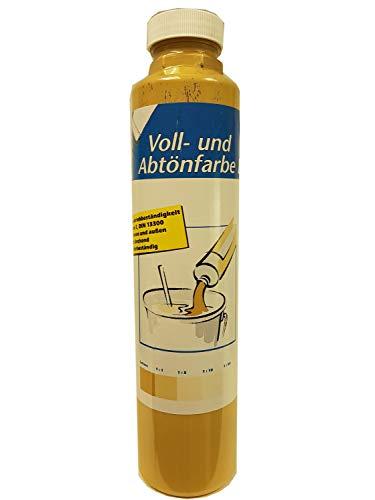 Wilckens Voll-und Abtönfarbe innen&außen Lösemittelfrei matt 750 ml Farbton Wählbar, Wilckens:sahara