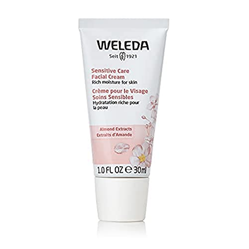 Weleda Soothing Facial Cream, Almond, 1 Fluid Ounce