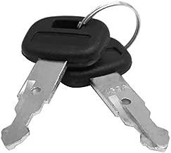 Aree Pair (2 Keys) Kubota New M Series Mini Excavator Equipment Keys-Part Number 459A