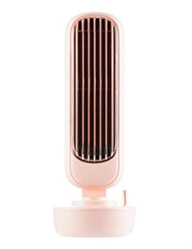 Ventilador de carga USB retro Autolip No-Humedad Aire Acondicionado Escritorio Escritorio Escritorio Oficina Interior Niebla Rosa Federación Rusa