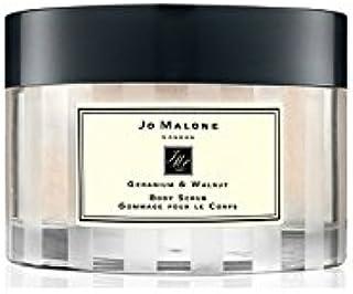 ジョーマローンゼラニウム&クルミのボディスクラブ - 200グラム - Jo Malone Geranium & Walnut Body Scrub - 200g (Jo Malone) [並行輸入品]