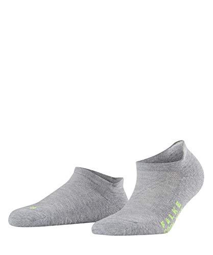 FALKE Damen Sneakersocken Cool Kick - Funktionsfaser, 1 Paar, Grau (Light Grey 3400), Größe: 39-41