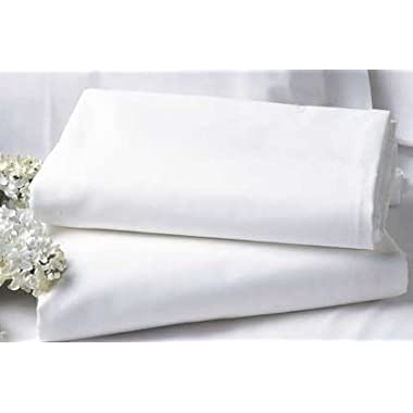 3 Pack - 22  Deep Fitted Queen White Fitted Sheet 60  x 80  - 1500 Collection Wrinkle Resistant Super Soft95 GSM - Fits Pillow Top