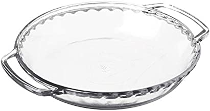 Anchor Hocking Fire-King 9-Inch Pie Baking Dish, 1.75