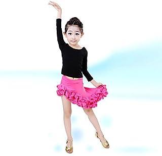 Bambine e ragazze ma Danza Classica Completi per Donna/per Bambini da esibizione Elastene/Poliester/Organza/Paillettes/TullePaillette/Ruches / Danza