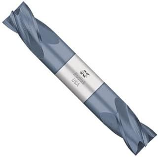 "Kodiak USA Made 0.028/"" Diameter Micro Carbide Ball Nose End Mill 1//8 Shank 2 Flute ALTIN Coated"