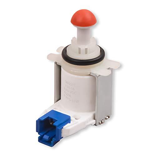 Ventil Magnetventil Wasserventil Elektroventil Ersatz für Bosch 00631199 Wärmetauscherventil Regenerierdosierung für Wärmetauscher Geschirrspüler Spülmaschine
