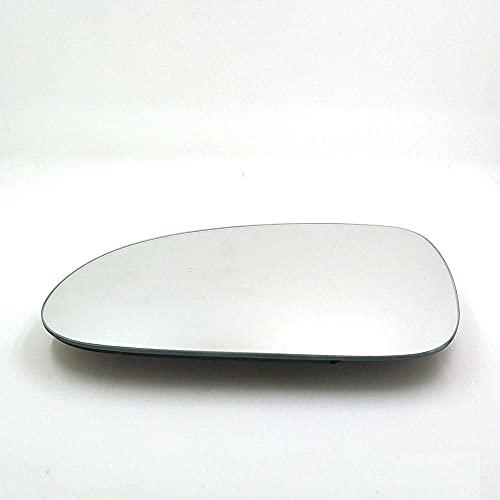 Cristal de espejo retrovisor de coche con ajuste de calefacción para VW Golf 5 GTI Jetta MK5 EOS Rabbit Passat B6 06-09 1K0857522 3C0857522 7M3857522E-Left