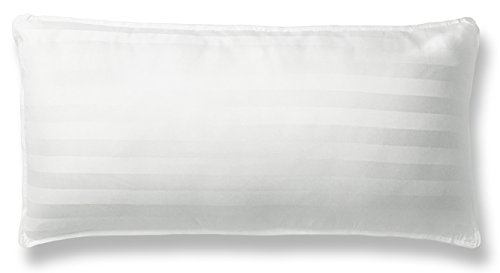 100% Bamboo Pillow Inside & Out - Adjustable Thickness to Support Back, Side & Stomach Sleepers - Hypoallergenic & All Natural Makes it The Best Pillow For Sleeping Healthy During Pregnancy (Queen)