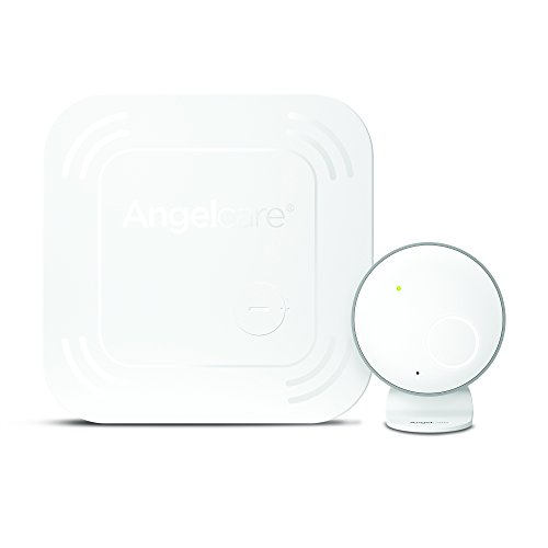 Angelcare Baby Monitor with Movement Alarm and Wireless Breathing Sensor Pad (AC017)