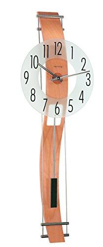 Hermle Uhrenmanufaktur Regulateur, Beige