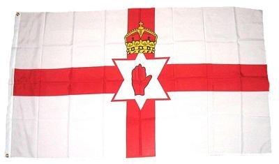 Fahne Flaggen NORDIRLAND 150x90cm