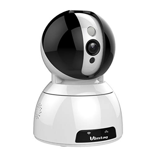 Vimtag B4 1080P Waterproof WiFi Home Security Camera with LED Floodlight