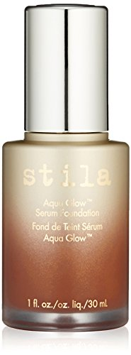 Stila Stila Aqua Glow Serum Foundation 30Ml - Dark, Voor de Droge Huid