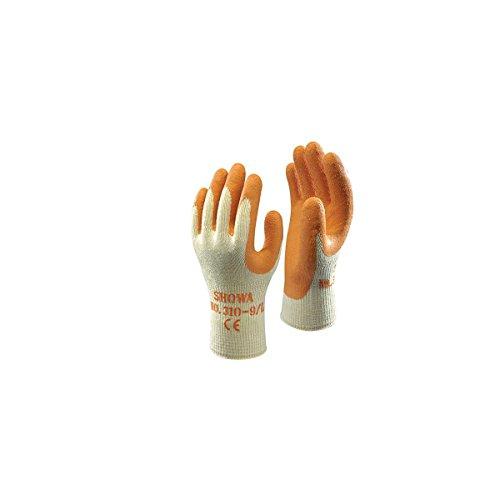 Showa Grip-Handschuhe 310 orange 8 Gelb/Orange