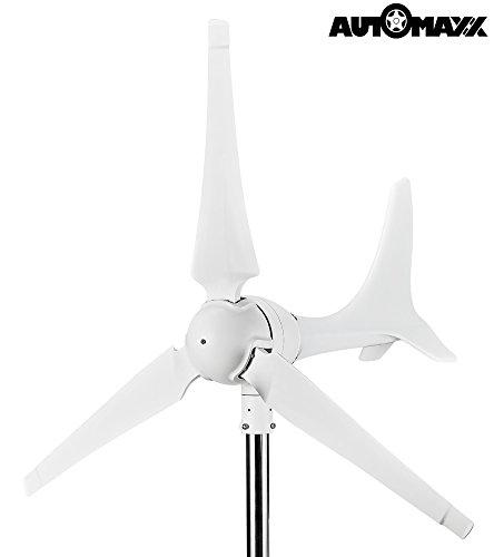Automaxx Windmill 600W (12V/24V) (50A/25A) Wind Turbine...
